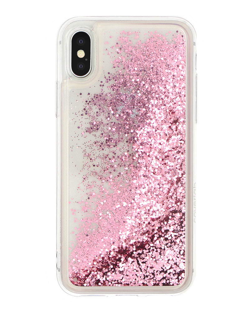 Cover Glitter Rosa iPhone - Coverlab