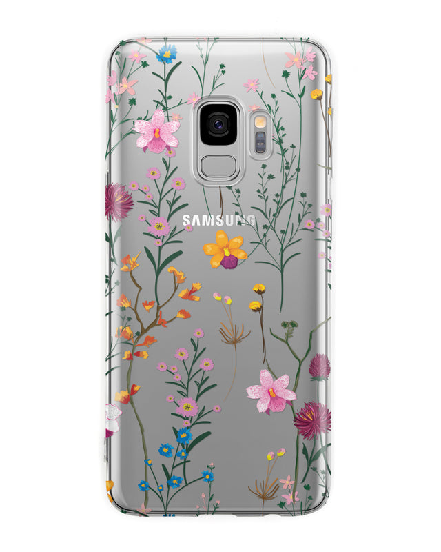 Flowers Samsung Case - Coverlab