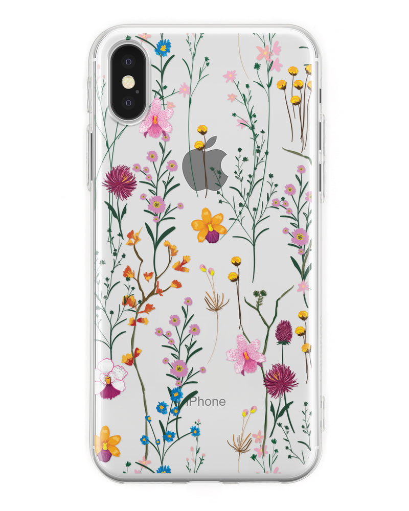 Flowers iPhone Case - Coverlab