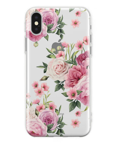 Vintage Flowers iPhone Case - Coverlab