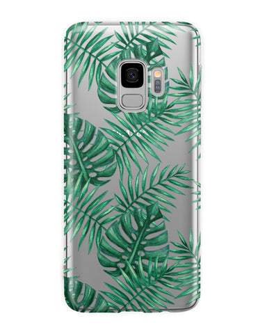 Palm Leaf Samsung Case - Coverlab