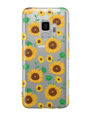Sunflowers Samsung Case - Coverlab