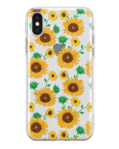 Cover Girasoli iPhone - Coverlab