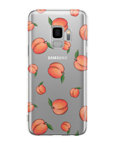 Peach Samsung Case - Coverlab
