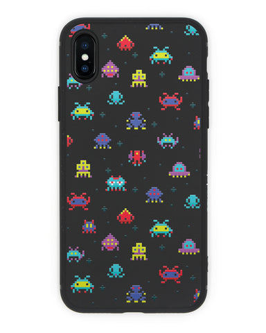 Cover Space Invaders iPhone - Coverlab