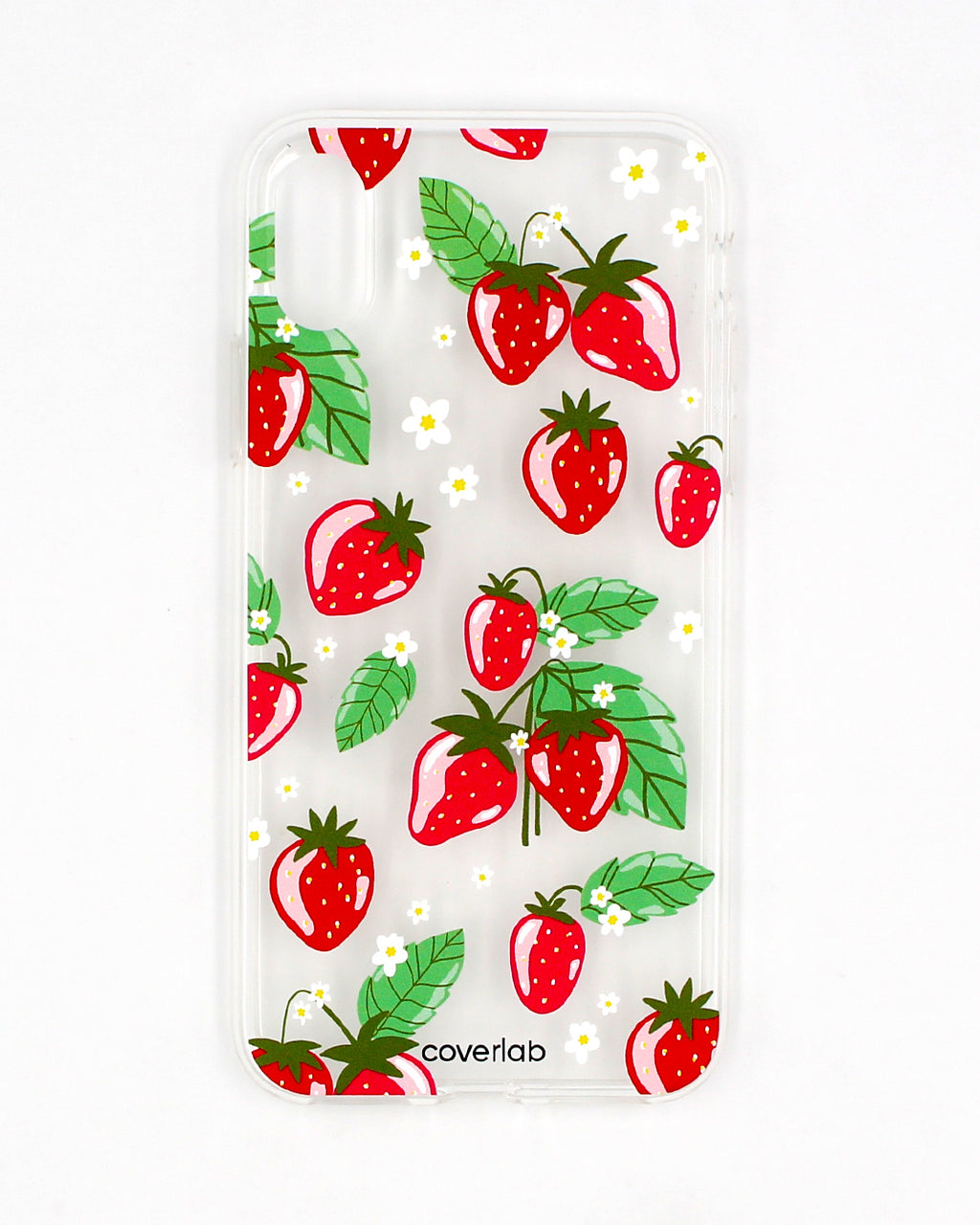 Fraise iPhone Case - Coverlab