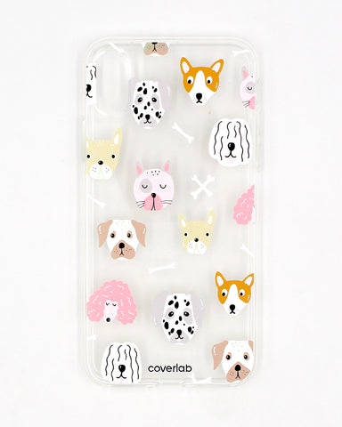 Puppy Lovers iPhone Case - Coverlab