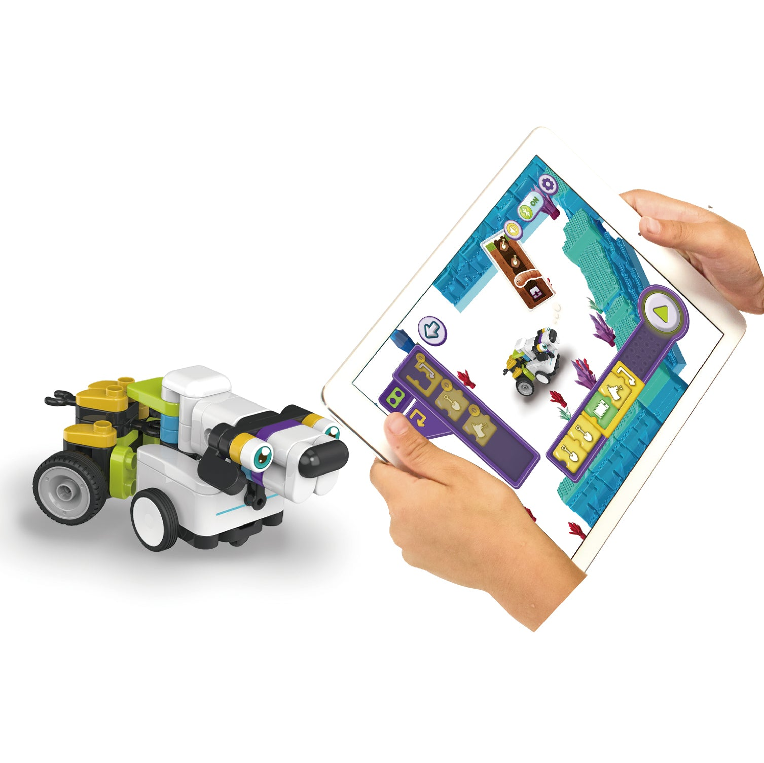 Botzees - Robotics, Programing and Augmented Reality!