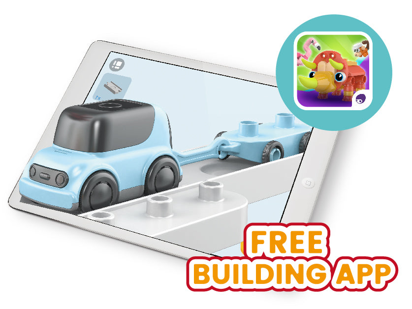 Botzees Toddler - Coding Train