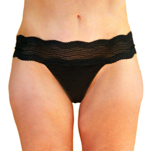Talco & Lace Thong