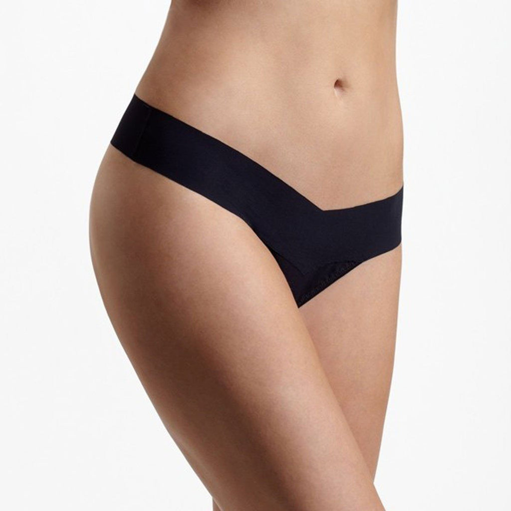 Natural Rise Discreet Thong by Hanky Panky