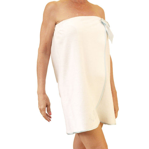 Yvonna Bride Bath Wrap