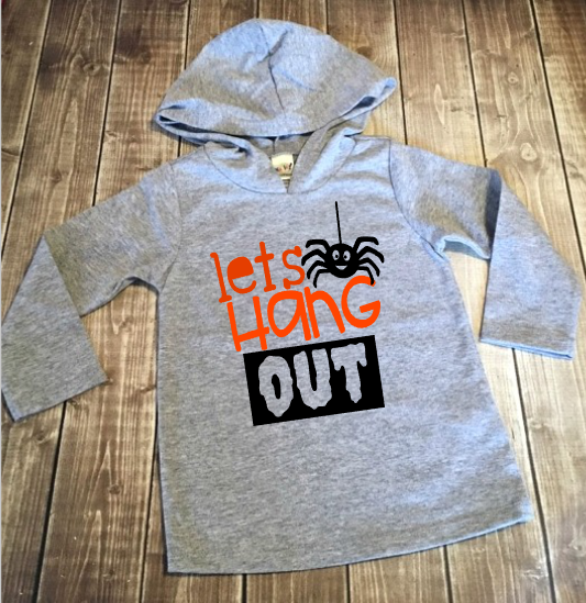 Lets Hang Out Hoodie