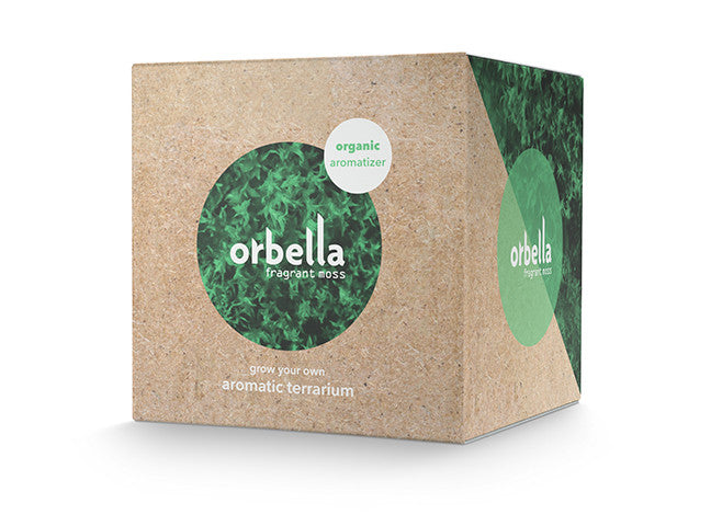 Orbella Box Packaging (front)