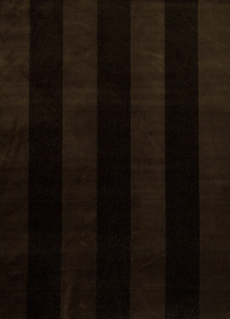 Vervain Stripe Venue- Chocolate