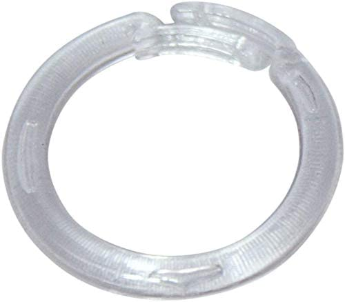 Small Clear Split Rings
