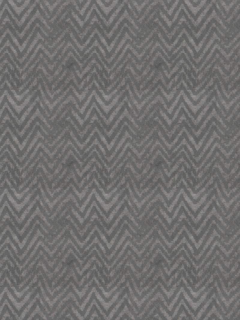 S. Harris Max Chevron- Pewter