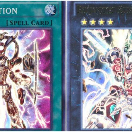 "Yu-Gi-Oh! The 10 Best ""Bujin"" Cards In The Game, Ranked"