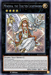 Light's Revenge: Minerva, the Exalted Lightsworn