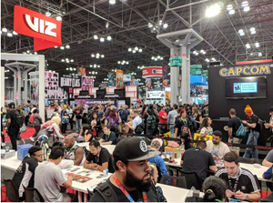NYCC 2018: EVERYTHING AT THIS YEAR'S 'YU-GI-OH!' BOOTH