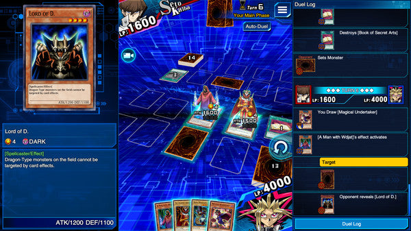yugioh duel links how to transfer data to  from pc