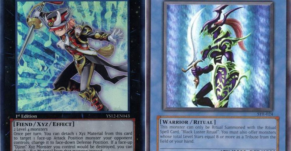 Yu-Gi-Oh: Ranking The Monster Summon Types