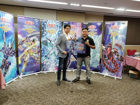 YU-GI-OH! ASIA CHAMPIONSHIP WINTER 2019 ACCOMPLISHED