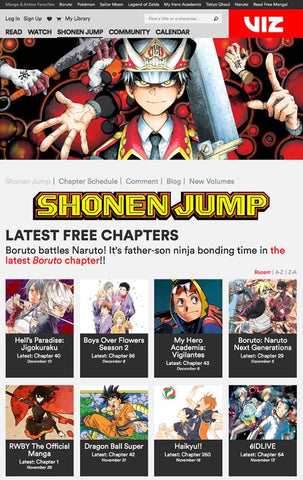 SHONEN JUMP EDITOR-IN-CHIEF WANTS APP TO BRING MORE MANGA TO MORE PEOPLE THAN EVER BEFORE