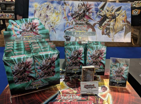 TOY FAIR 2019: 'YU-GI-OH!' FANS HAVE A LOT TO LOOK FORWARD TO IN 2019