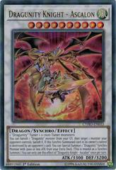 Dragunity Knight - Ascalon / Ultra - CYHO-EN033 - 1st