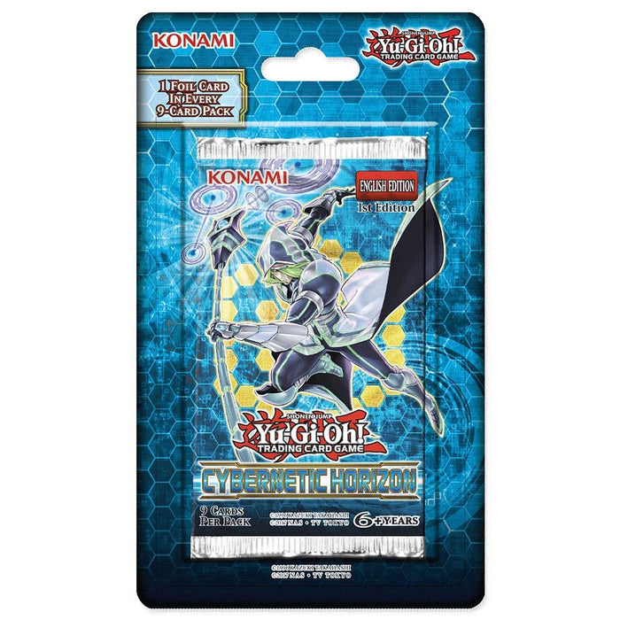 Yu-Gi-Oh! - Cybernetic Horizon Blister Booster Pack