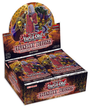 Booster Box: Legendary Duelists Ancient Millennium