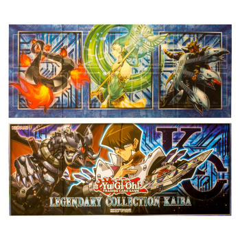 Playmat / Mouse Pad: Legendary Collection Kaiba (LCKC)