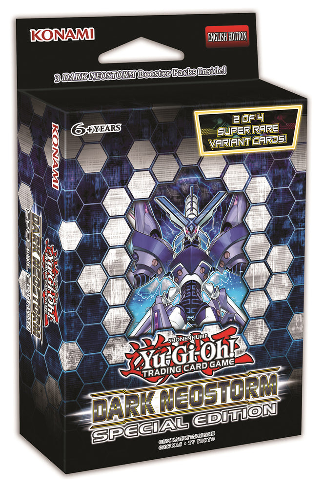 Special Edition: Yugioh Dark Neostorm [Free Shipping CA]