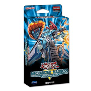 Pre-order - Yu-Gi-Oh! Mechanized Madness Structure Deck – Konami (4/17/2020)