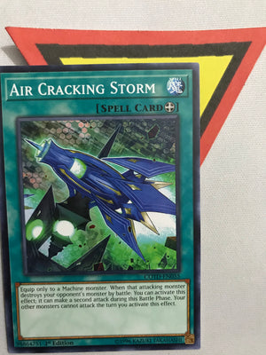 AIR CRACKING STORM / COMMON - Various- 1ST