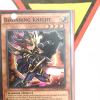 BEGINNING KNIGHT - SUPER - DOCS-EN022 - 1ST