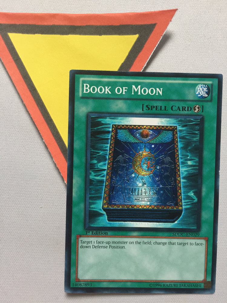 BOOK OF MOON - COMMON - VARIOUS - 1ST