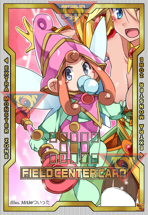 ORICA - Berry Magician Girl 01 - Field Center