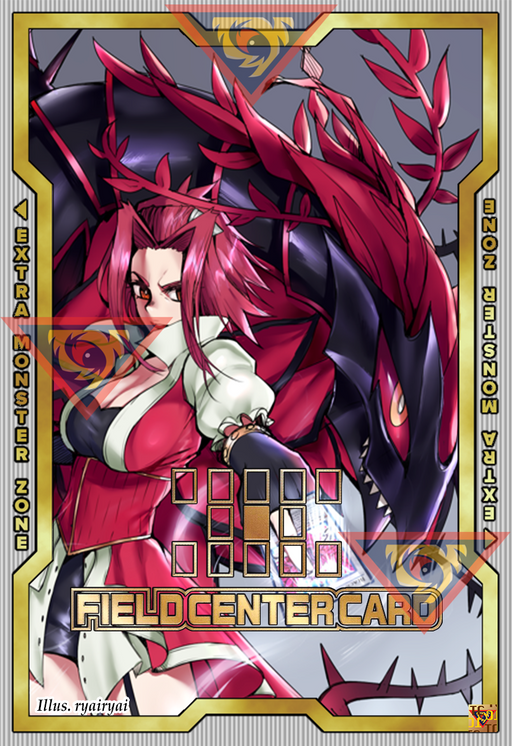 ORICA - Black Rose Dragon 03 - Full Art