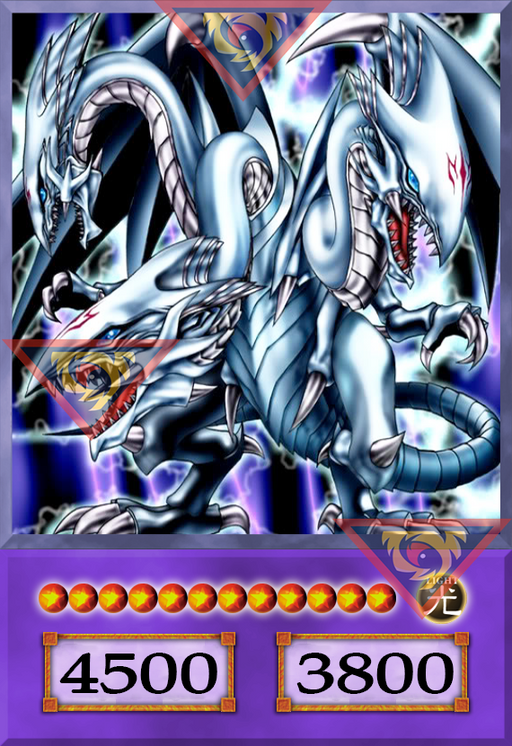 ORICA - Blue-Eyes Ultimate Dragon 00