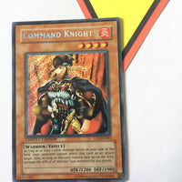 COMMAND KNIGHT - SECRET - CT1-EN003 - LIMITED