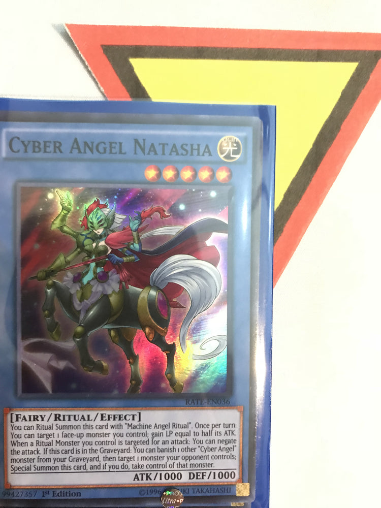 CYBER ANGEL NATASHA / SUPER - RATE-EN036 - 1ST