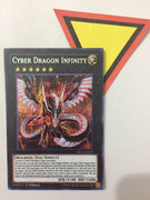 Cyber Dragon Infinity / Secret - MP16-EN237 - 1st