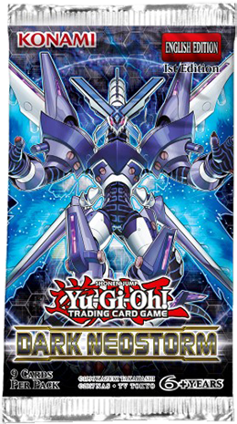 Yu-gi-oh! Booster Pack: Dark Neostorm - 1st