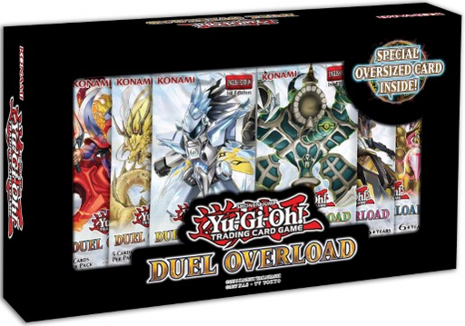Pre-order YuGiOh Duel Overload Box (3/20/20)