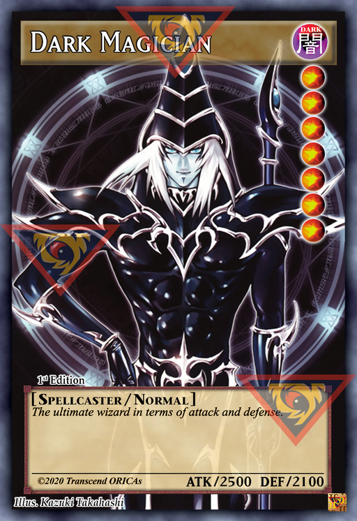 ORICA - Dark Magician 01 - Full Art