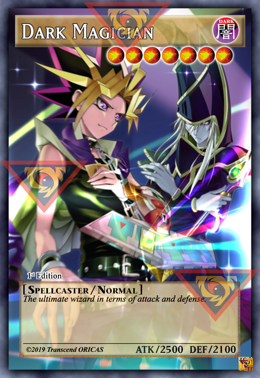 ORICA - Dark Magician 04 - Full Art
