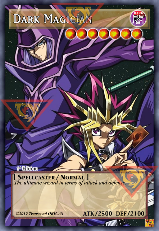 ORICA - Dark Magician 05 - Full Art