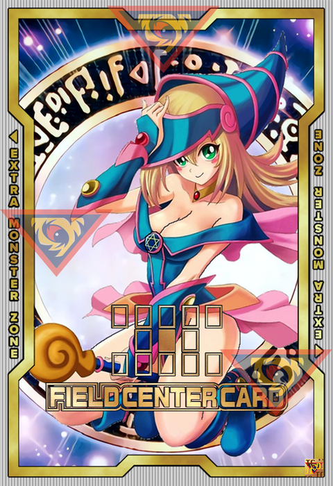 ORICA - Dark Magician Girl 04 - Full Art